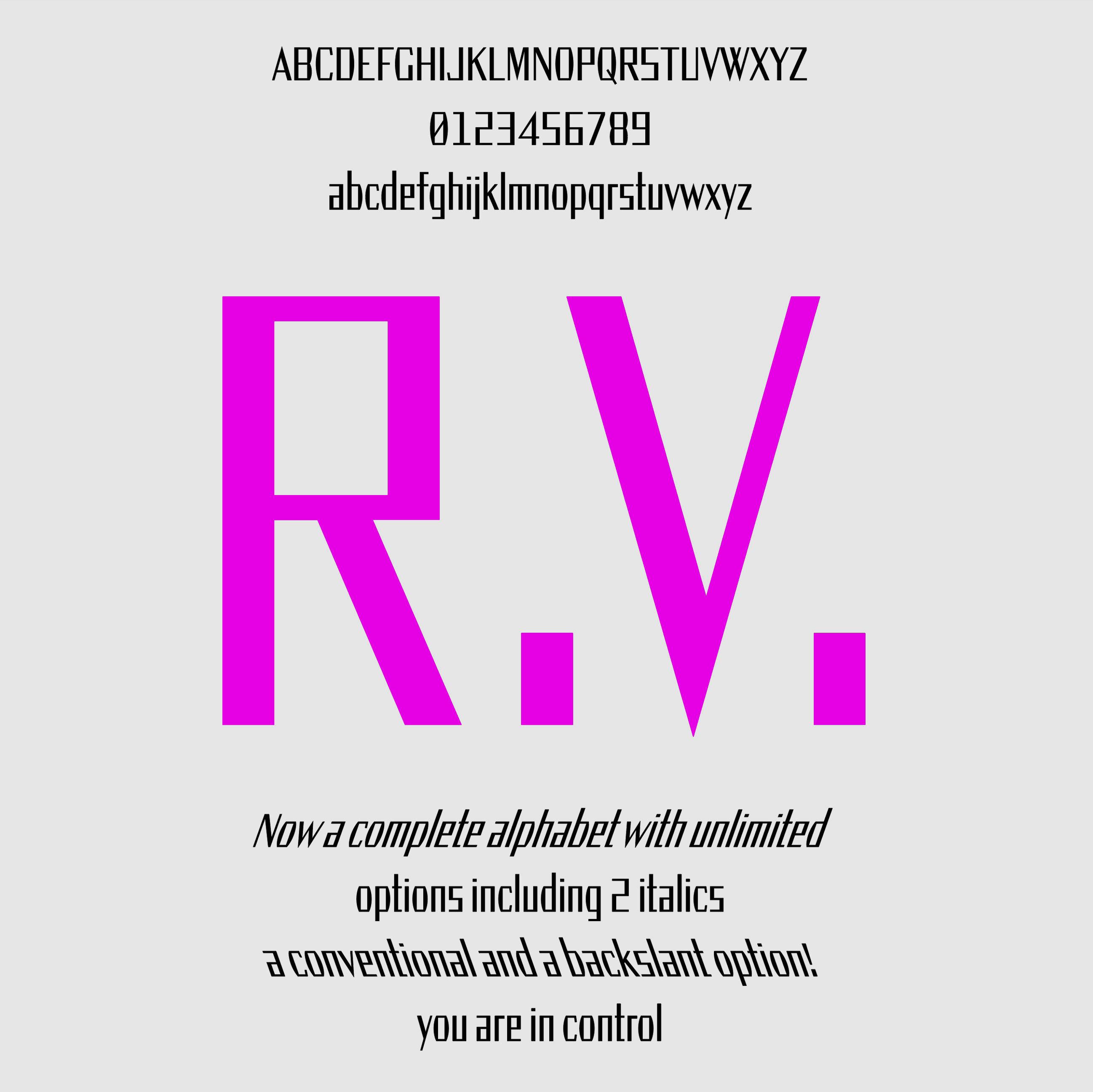 RV SHADDICK sample