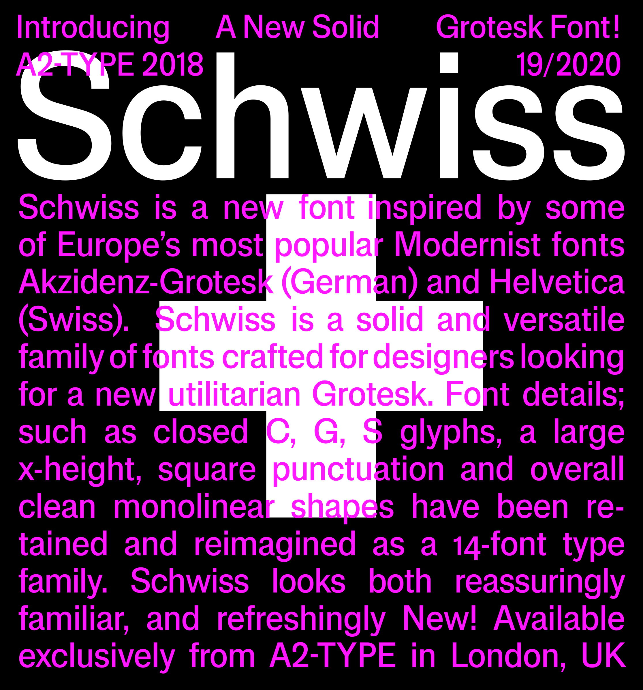 Schwiss sample